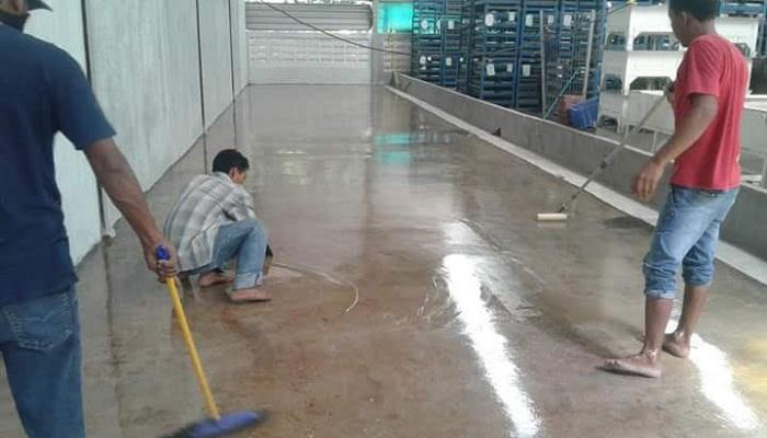 jasa floor hardener bandung